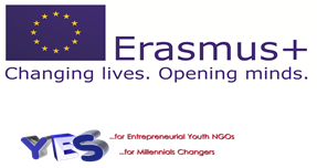 "(P) Proiectul ""YES for Entrepreneurial Youth NGOs, YES for Millennials Changers"""