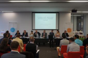 (P) Necesitatea sectorului economiei sociale si receptivitatea societatii romanesti la inceput de secol XXI