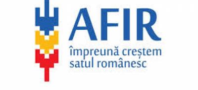 AFIR: au fost postate rapoartele de selectie aferent submasurii 4.1a, 4.2a si raportul de contestatii submasurii 6.2
