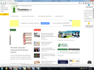 Finantare.ro are website nou