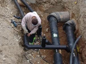 Galatenii vor beneficia de retele moderne de apa si canalizare, printr-un proiect european