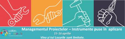 (P) Managementul Proiectelor – Instrumente puse in aplicare – Voucher  50 €