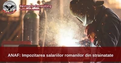 (P) ANAF poate impozita salariile romanilor care lucreaza in strainatate