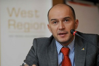 Sorin Maxim a revenit la Agentia pentru Dezvoltare Regionala Vest, in calitate de director general