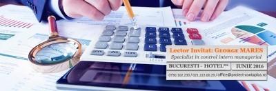 (P) Noile prevederi legislative privind standardele de control intern managerial in entitatile publice – Proiect ContaPlus