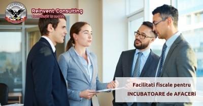 (P) Incubatoarele de afaceri – O noua categorie de firme va beneficia de facilitati fiscale conform legii 102/2016!