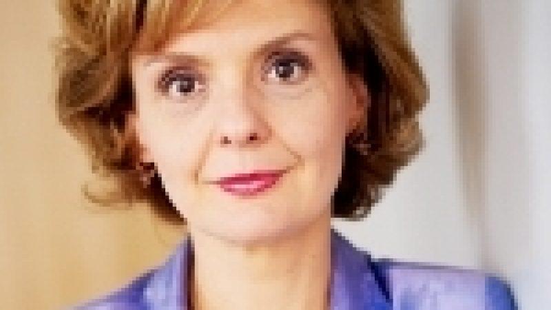 Romanca Ruxandra Draghia-Akli este noul director general adjunct pentru cercetare si inovare la Comisia Europeana