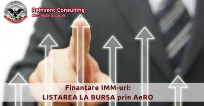 (P) AeRo – piata de capital si finantare pentru IMM-uri