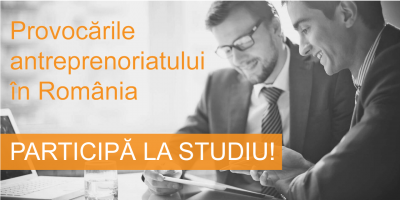 (P) Studiu Ingenius Hub: Provocarile antreprenoriatului in Romania