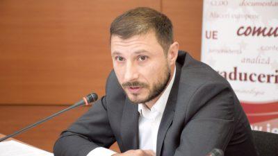 """Gratian Mihailescu, expert in dezvoltare/politici, despre leadership: """"Pentru a deveni un lider, trebuie sa iti placa oamenii si sa-i iubesti"""""""