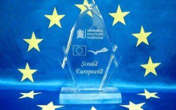 Colegiul Economic Partenie Cosma din Oradea primeste premiul Scoala Antreprenoriala 2016