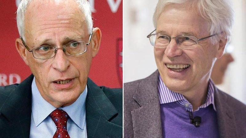 Nobelul pentru Economie, acordat unui britanic si unui finlandez, pentru contributiile aduse teoriei contractului