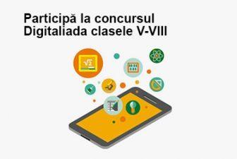 Se fac inscrierile pentru concursul online Digitaliada