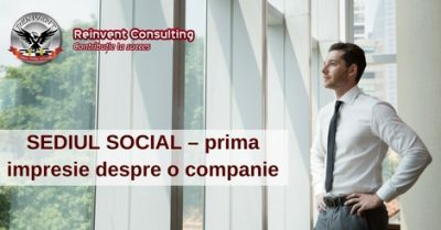 (P) Sediul social – prima impresie despre o firma