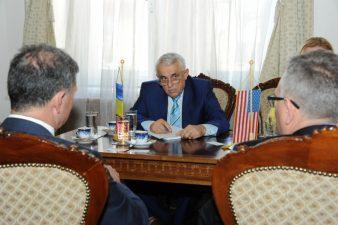 Ministrul Petre DAEA s-a intalnit cu reprezentantii AMRO