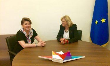 Ministrul Rovana Plumb, in Malta: Trebuie sa ne asiguram, la nivelul UE, de resursele necesare continuarii politicii de coeziune si dupa 2020