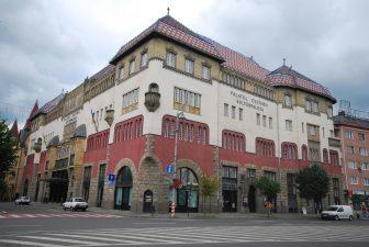 Palatul Culturii din Tirgu Mures va fi reabilitat cu fonduri europene