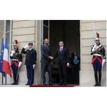 Grindeanu: Romania si Franta vor lucra impreuna pentru intarirea proiectului european