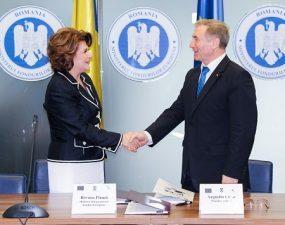 Doua proiecte cu o valoare de 69 milioane lei din fonduri europene, destinate intaririi capacitatii Ministerului Public