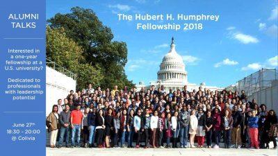 Programul de burse Hubert H. Humphrey 2018