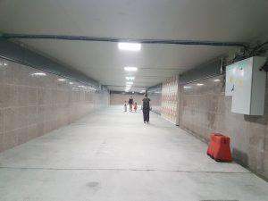 Primaria Capitalei a inaugurat pasajul rutier subteran de la Piata Sudului
