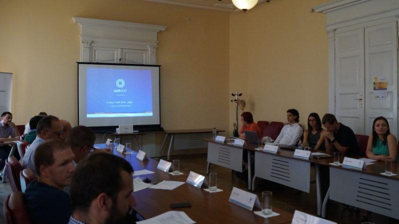 Interes ridicat fata de Axa prioritara 1 a Regio-Programul Operational Regional 2014-2020 pentru finantarea unor activitati de cercetare-dezvoltare-inovare