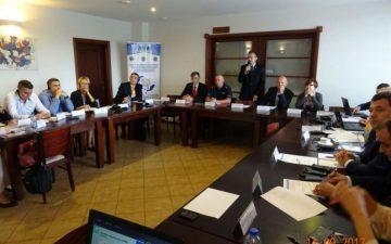 Prevenirea fraudei cu fonduri europene in agricultura. Politisti de pe malul Borcei, schimb de experienta in Polonia