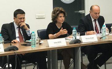 Ministrii Rovana Plumb si Åsa Regnér – dialog privind cooperarea romano-suedeza pentru incluziunea sociala a grupurilor vulnerabile