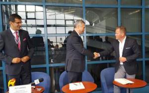 Contract de peste 50 milioane lei, semnat de CJ Mures pentru reabilitarea pistei Aeroportului Targu Mures