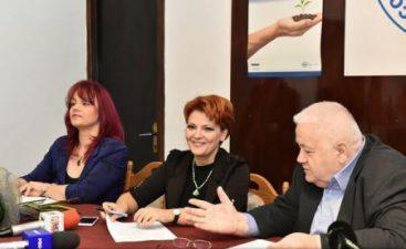 Olguta Vasilescu: Am promis tot ajutorul silvicultorilor pentru a obtine statutul de personal silvic