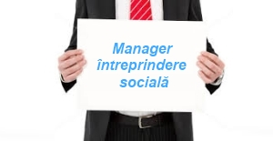 "Program formare ""Manager Intreprindere Sociala"""