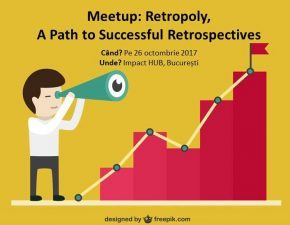 (P) Invitatie la Meetup: Retropoly – A Path to Successful Retrospectives