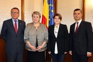 Paul Stanescu si Marius Nica au preluat mandatele la Ministerul Dezvoltarii Regionale, Administratiei Publice si Fondurilor Europene