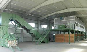 Centrul de management integrat al deseurilor din judetul Covasna a fost pus in functiune