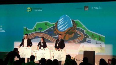 Start-up-ul Nalu, producator de lenjerie intima, a castigat marele premiu de 70.000 de euro pus la bataie in cadrul Startarium PitchDay 2017