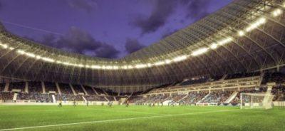 CNI a finalizat procesul de receptie a Complexului Sportiv Craiova