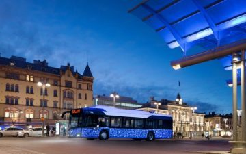 Clujul, primul oras din Romania in care vor circula autobuze electrice cu incarcare wireless