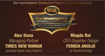 """(P) Evenimentul premiat ca """"Cel Mai Bun Proiect de Dezvoltare Economica"""" la JCI Awards revine in Suceava"""