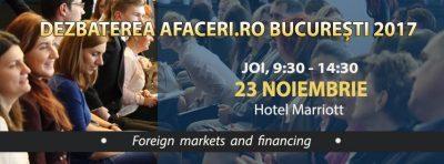 A sasea editie a Conferintei Nationale a Clusterelor si o dezbatere Afaceri.ro vor avea loc la Bucuresti