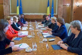 Romania va continua absorbtia de fonduri europene in domenii cheie de dezvoltare durabila