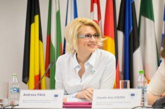 Andreea Paul (INACO): Absorbtia efectiva a banilor europeni in Romania pe acest ciclu financiar se ridica la peste 12%