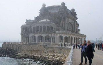 Cazinoul din Constanta, inclus pe lista cu cele mai periclitate 12 situri de patrimoniu din Europa