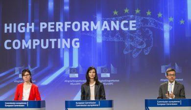 Un miliard de euro pentru supercalculatoare europene