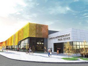 Primaria Oradea: 7,7 mil. euro intr-un centru de antreprenoriat