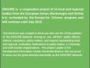 Retea europeana pentru coeziune si solidaritate in mediul rural prin proiectul ENSURE