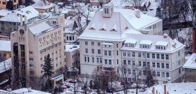 Reducerea costurilor energetice la doua unitati medicale din judetul Brasov prin proiecte europene de reabilitare termica
