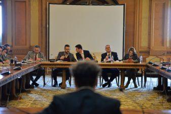 Centenarul de stat: ministri care nu-si vorbesc, judeţe fara bani, proiecte de secolul XIX