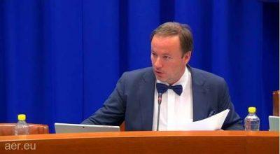 Berntsson: Politicile de coeziune si coridoarele de transport europene – principalele teme ale Plenarei de Primavara a ARE de la Arad