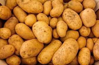 MADR: Masuri imediate de interdictie la import a unor cantitati de cartofi din Egipt