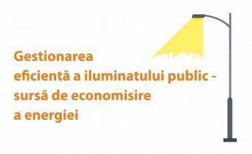 Va avea loc o sesiune de informare cu privire la gestionarea eficienta a iluminatului public inteligent in Regiunea Nord-Est